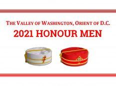 2021 DC Scottish Rite Honour Men